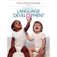 Encyclopedia of Language Development by Brooks, Patricia J.; Kempe, Vera, 9781452258768