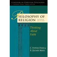 Philosophy of Religion by Evans, C. Stephen, 9780830838769