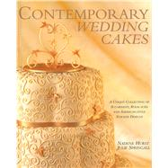 Contemporary Wedding Cakes by Hurst, Nadene; Springall, Julie, 9780804848770