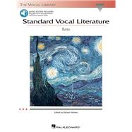 Standard Vocal Literature - An Introduction to Repertoire: Bass by Walters, Richard (CRT), 9780634078774