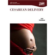 Cesarean Delivery (DVD) by Concept Media, 9781133608776