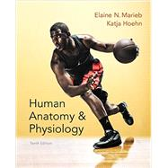 Human Anatomy & Physiology, Modified MasteringA&P with Pearson eText & ValuePack Access Card, Interactive Physiology 10 System Suite CD-ROM and Brief Atlas of the Human Body by Marieb, Elaine N.; Hoehn, Katja N., 9780134168777