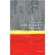 World War II: A Very Short Introduction by Weinberg, Gerhard L., 9780199688777