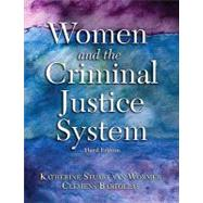Women and the Criminal Justice System by van Wormer, Katherine; Bartollas, Clemens, 9780137008780