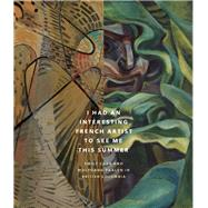 I had an interesting French Artist to see me this summer Emily Carr and Wolfgang Paalen in British Columbia by Browne, Colin, 9781927958780