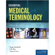 Essential Medical Terminology by Stanfield, Peggy, 9781284038781