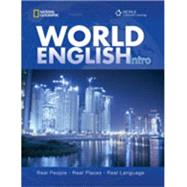 World English Middle East Edition Intro: Combo Split A + CD-ROM by Milner, Martin, 9781111218782