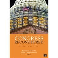 Congress Reconsidered by Dodd, Lawrence C.; Oppenheimer, Bruce I., 9781506328782
