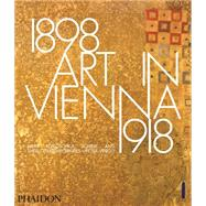 Art in Vienna 1898–1918 by Vergo, Peter, 9780714868783