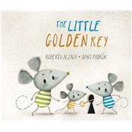 The Little Golden Key by Aliaga, Roberto; Padrón, Dani, 9788416078783