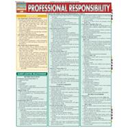 Professional Responsibility by Barcharts Inc, 9781423208785