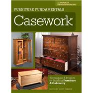 Furniture Fundamentals Casework by Francis, Scott, 9781440348785