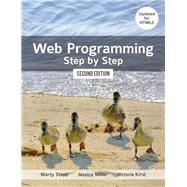 WEB PROGRAMMING STEP BY STEP by Unknown, 9781105578786
