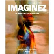 Imaginez: Le Francais Sans Frontiers by Mitschke, 9781605768786