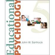 Educational Psychology by Santrock, John, 9780073378787