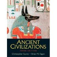 Ancient Civilizations by Scarre, Christopher; Fagan, Brian M., 9780131928787