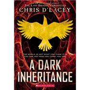 UFiles #1: A Dark Inheritance by d'Lacey, Chris, 9780545608787