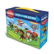 Paw Patrol Phonics Box Set by Liberts, Jennifer; MJ Illustrations, 9780553508789