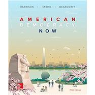LooseLeaf for American Democracy Now by Harrison, Brigid; Harris, Jean, 9781259548789