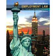 Employment Law by Moran, John J., 9780136088790
