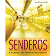 Senderos (with iLrn�Advance Printed Access Card) by Doutrich, Cynthia; Rivera-Hern�ndez, Norma, 9781413018790