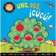 Uno, dos, ¡cucú! by Rusling, Anette; Saunders, Katie, 9788498258790