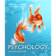 Psychology An Exploration Plus MyPsychLab with Pearson eText -- Access Card Package by Ciccarelli, Saundra; White, J. Noland, 9780134078793