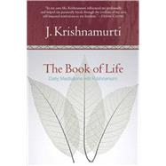 The Book of Life by Krishnamurti, J., 9780060648794