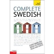 Complete Swedish: A Teach Yourself Guide by Croghan, Vera; Holmqvist, Ivo, 9780071758796
