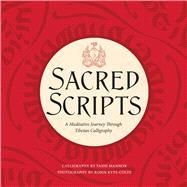 Sacred Scripts by Mannox, Tashi, 9781608878796