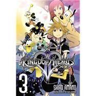 Kingdom Hearts II, Vol. 3 by Amano, Shiro, 9780316288798