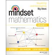 Mindset Mathematics by Boaler, Jo; Munson, Jen; Williams, Cathy, 9781119358800