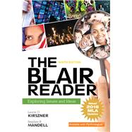 The Blair Reader: Exploring Issues and Ideas, MLA Update by KIRSZNER & MANDELL, 9780134678801