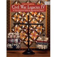 Civil War Legacies by Hopkins, Carol, 9781604688801