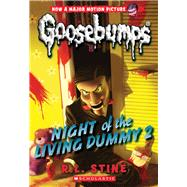 Night of the Living Dummy 2 (Classic Goosebumps #25) by Stine, R.L., 9780545828802
