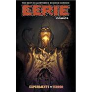 Eerie 1 by Lapham, David; Arcudi, John; Guardineer, Fred, 9781616558802