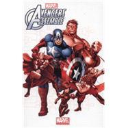Marvel Universe Avengers Assemble 2 by Caramagna, Joe (ADP); Girner, Sebastian, 9780785188803