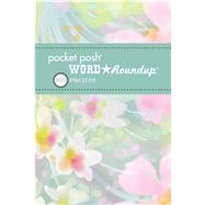 Pocket Posh Word Roundup 9 100 Puzzles by The Puzzle Society, 9781449468804
