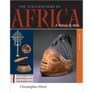 The Civilizations of Africa by Ehret, Christopher, 9780813928807