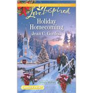 Holiday Homecoming by Gordon, Jean C., 9780373818808