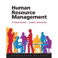 Human Resource Management by Mondy, R. Wayne Dean; Martocchio, Joseph J., 9780133848809