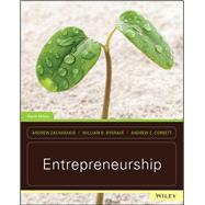 Entrepreneurship, 4th by Bygrave, 9781119298809