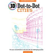 3D Dot to Dot Cities by Madden, Shane, 9781626868809