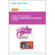 Elsevier Adaptive Quizzing for Foundations of Nursing Retail Access Card by Cooper, Kim, 9780323328814