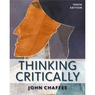 Thinking Critically by Chaffee, John, 9780495908814