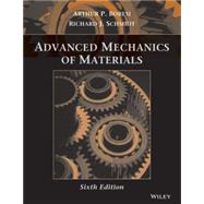 Advanced Mechanics of Materials, 6th Edition