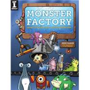 Monster Factory by Harker, Ernie; Jarrard, Scott (CON); Chandler, Ken (CON), 9781440338816