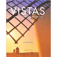 VISTAS - Introduccion A La Lengua Espanola by VISTAS, 9781605768816