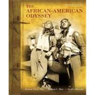 African-American Odyssey, The, Combined Volume by Hine, Darlene Clark; Hine, William C.; Harrold, Stanley C, 9780205728817