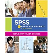 SPSS for Research Methods by Wilson-doenges, Georjeanna, 9780393938821
